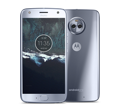 Android One moto x4 phone announced with Project Fi support
