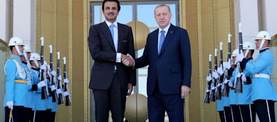Το Κατάρ διασώζει τη Τουρκία: Εδωσε 15 δισ. δολ. και πήρε το ισόποσο σε... τουρκικές λίρες σήμερα το πρωί!