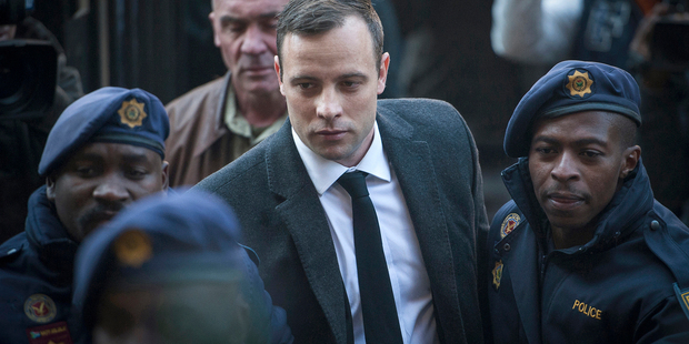 Oscar Pistorius, the jailed Olympic athlete, 'under watch' in South Africa prison