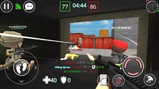 Critical Strikers Online FPS
