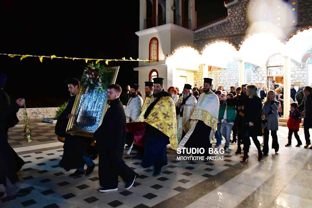Στην Κάντια γιορτάζουν τους Τρεις Ιεράρχες (βίντεο)