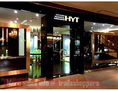 HYT Malaysia Starhill Gallery
