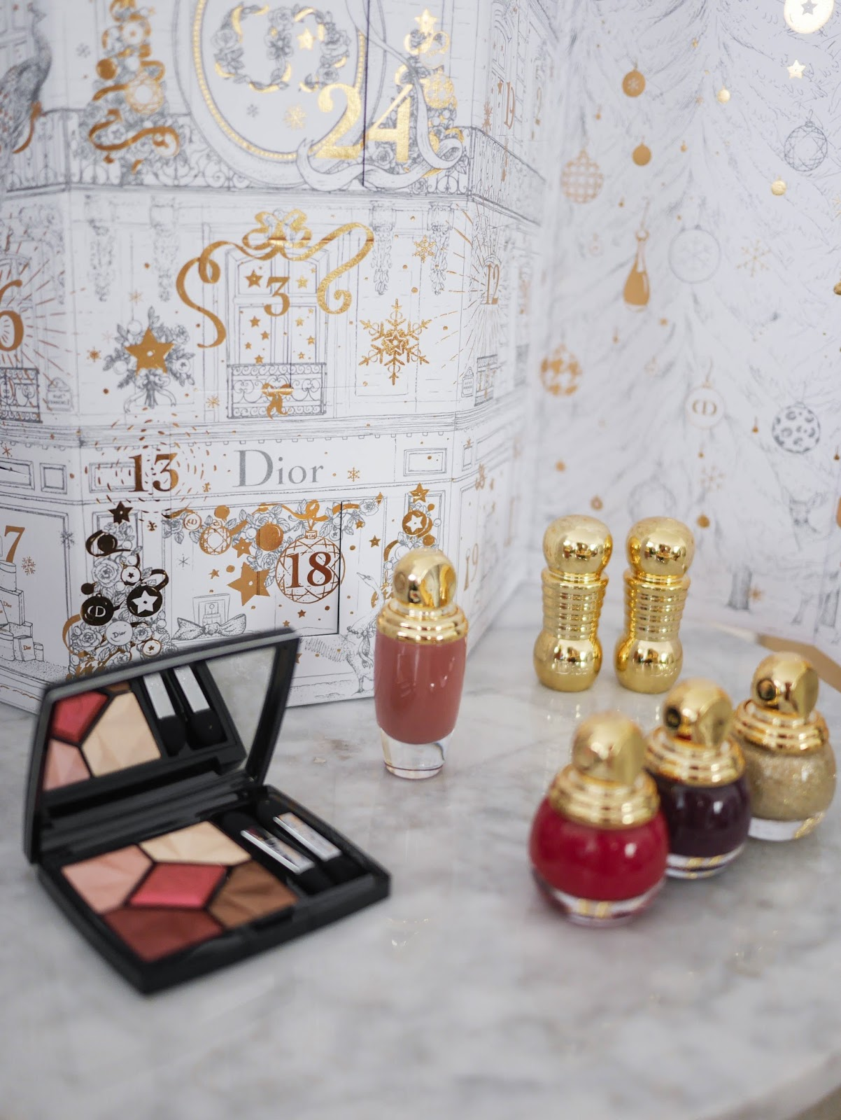 collection christmas precious rocks Dior parisgrenoble