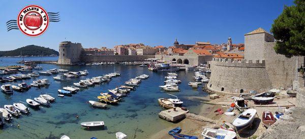 Dubrovnik - Puerto Viejo