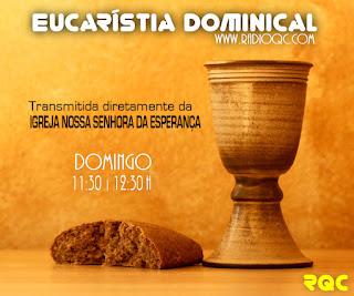 EUCARÍSTIA DOMINICAL