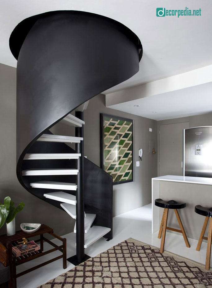 Modern spiral staircase designs - top types and tips for ...