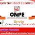 ONPE: ORIENTADORES A NIVEL NACIONAL