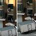 repartidor salva a bebé que fue lanzado por su madre del tercer piso [VIDEO]