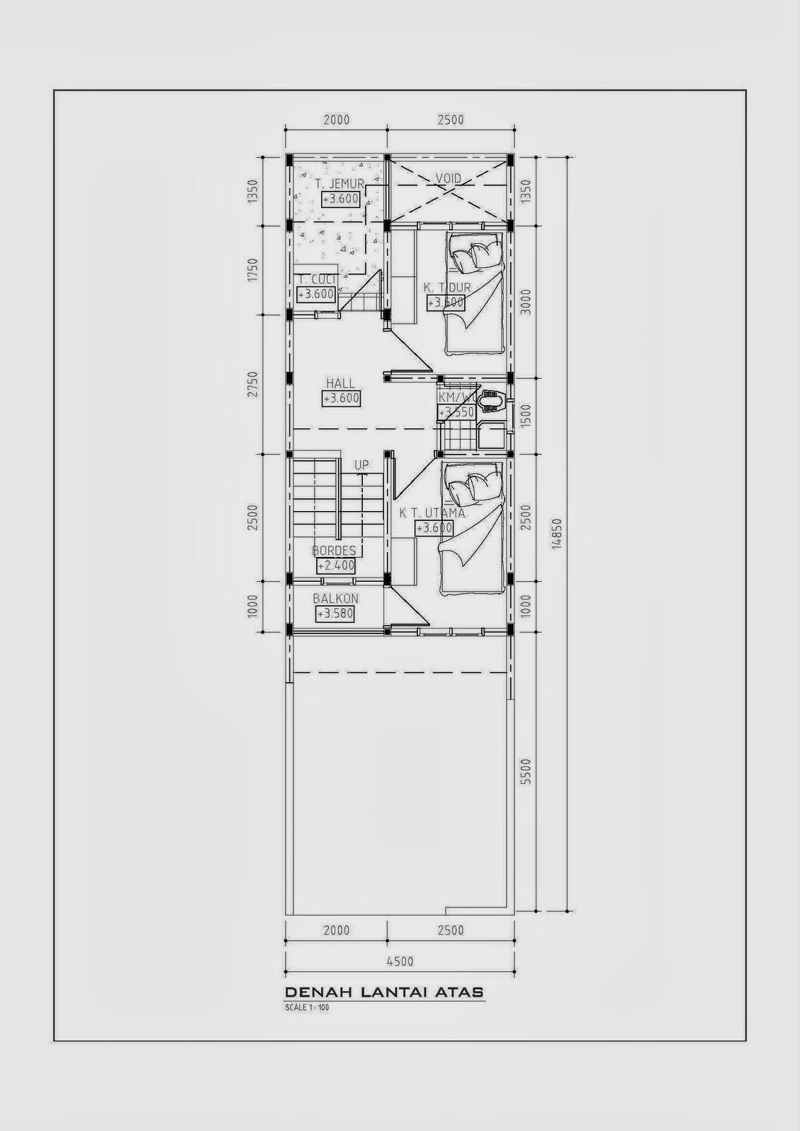 Image Result For Bentuk Tangga Dalam Rumah Minimalis