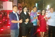 Mantap...!!! Walikota GSVL Resmikan TKB Manado