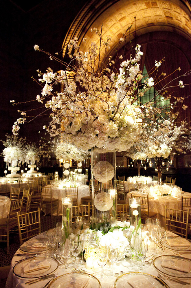 25 Stunning Wedding Centerpieces Best Of 2012 Belle The Magazine