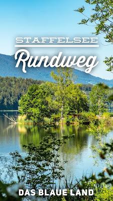 Staffelsee-Rundweg | Wanderung bei Murnau – Das Blaue Land
