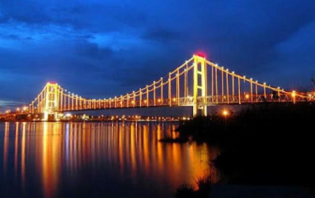 Jembatan Barito – Kalimantan Selatan