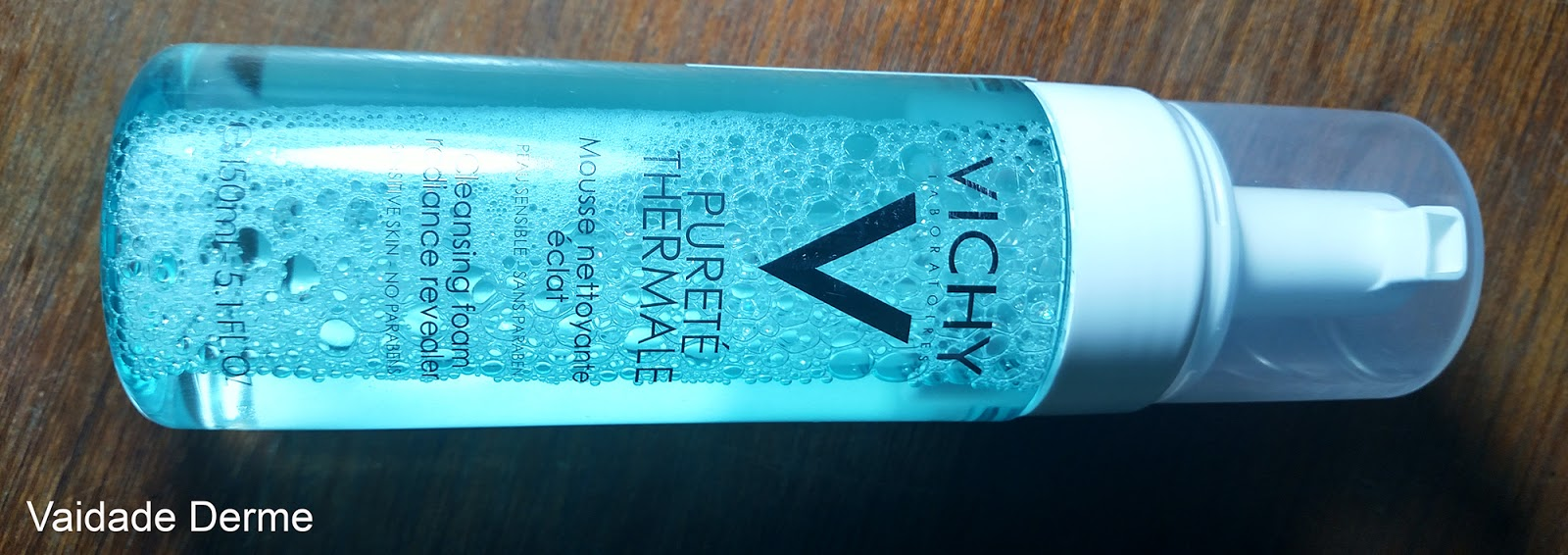 Vichy Purete Thermale Espuma de Limpeza