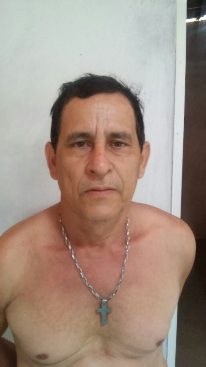 Pai de um dos autores do duplo homicídio das crianças em Viçosa do Ceará é preso