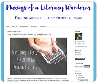 Musings of a literary wanderer