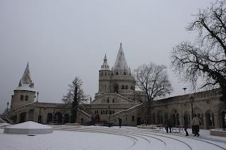 budapest invierno