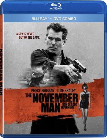 The November Man (2014) Dual Audio Hindi 480p BluRay 300MB
