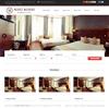 template blog khách sạn du lịch