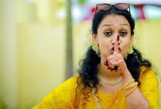 Chinna Machan | Gala Haldi – Shivangi & Retwik | ISWARYA PHOTOS