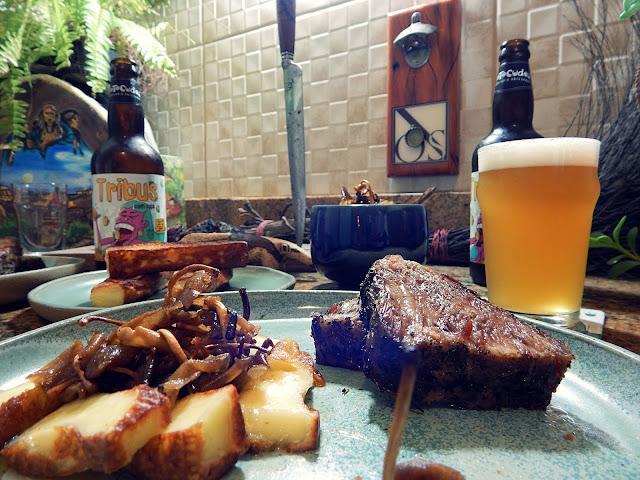 Receita de Cupim assado ao forno e harmonizado com cerveja artesanal