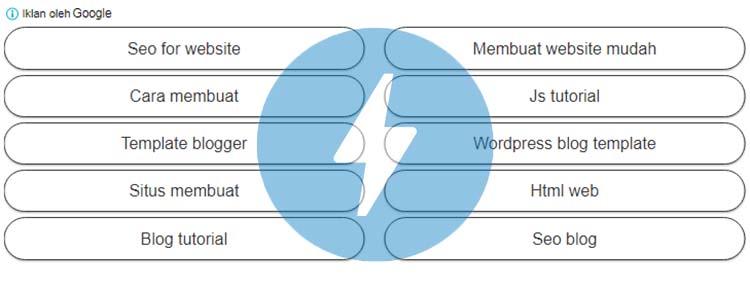 Membuat Unit Iklan Link Adsense Untuk AMP HTML