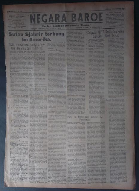 koran tua nagara baru