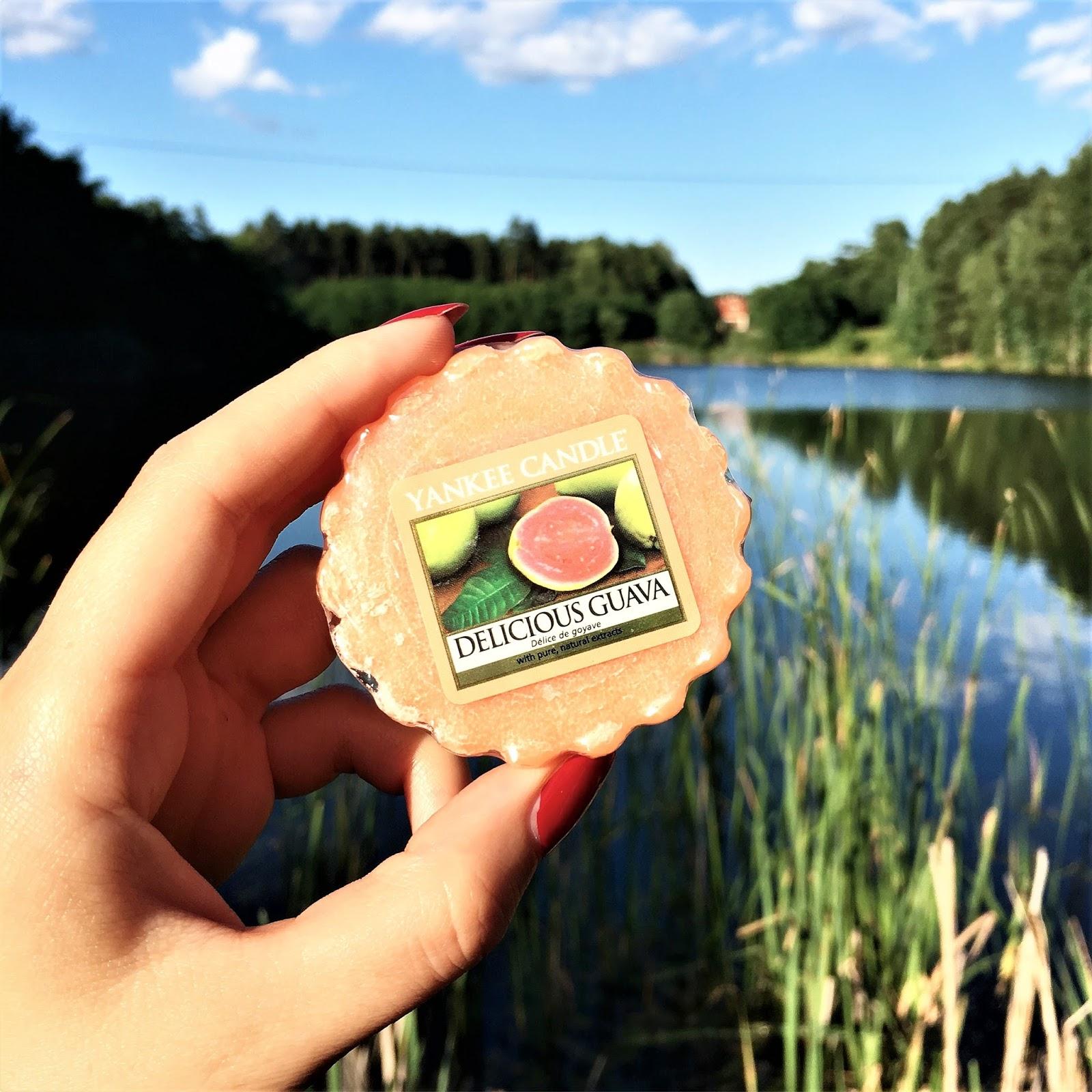 Owocowa rozkosz - Delicious Guava