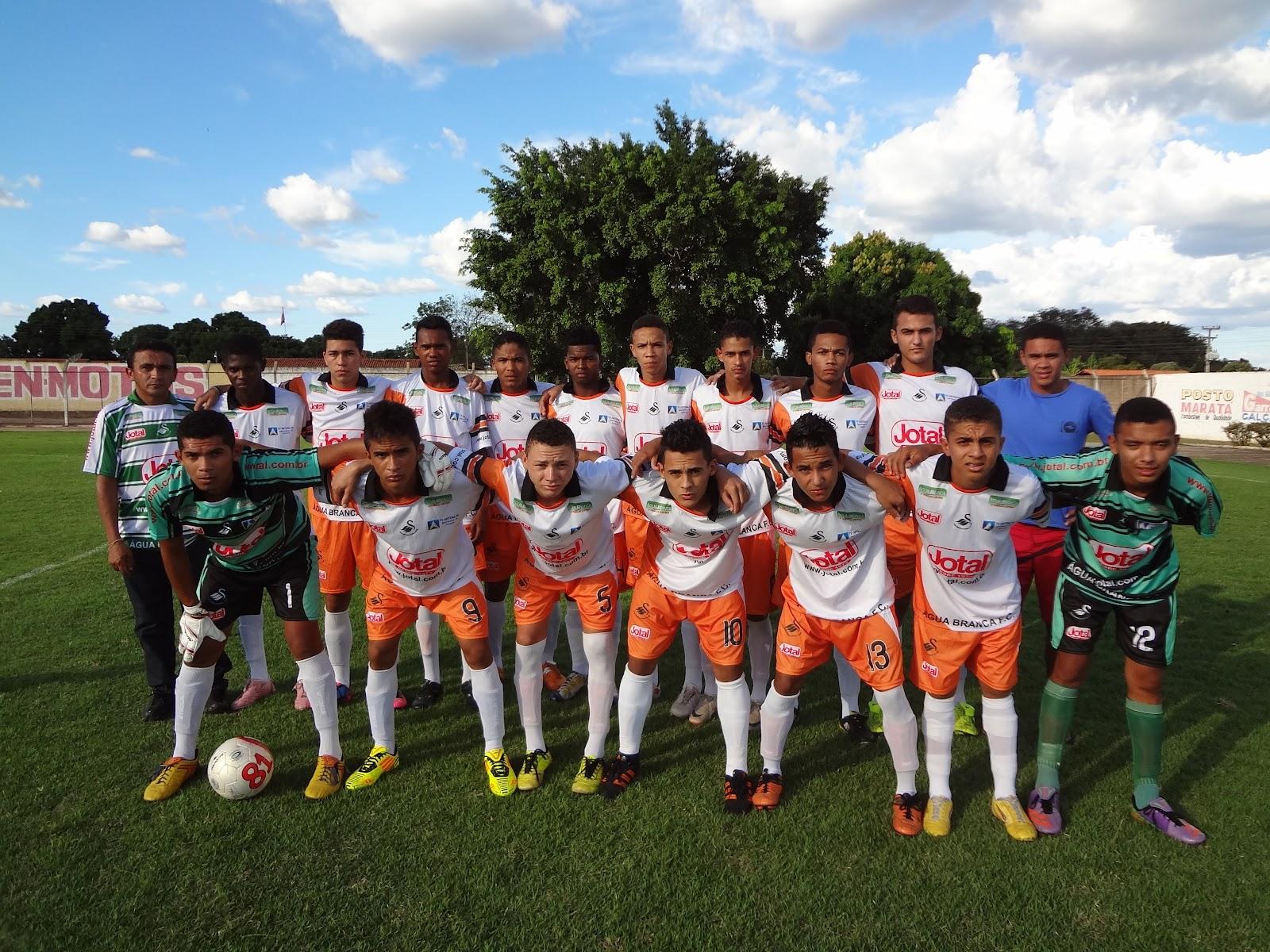 Resultado de imagem para Histórico de fundação do Água Branca Futebol Clube PI