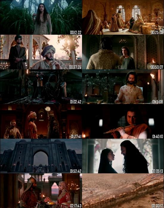 Padmaavat 2018 Hindi 720p 480p WEB-DL