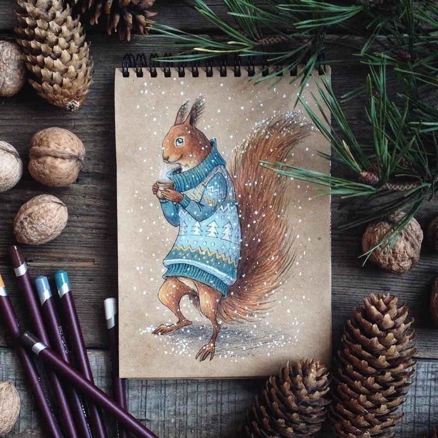 04-Red-Squirrel-Lia-Selina-www-designstack-co
