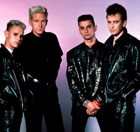 depeche mode discografia completa download gratis