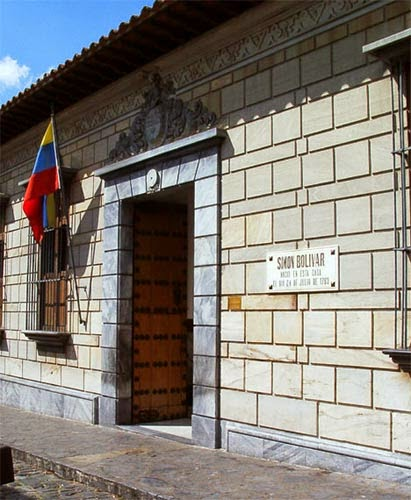 Blog De Arinda 24 De Julio Nacimiento De Simón Bolívar