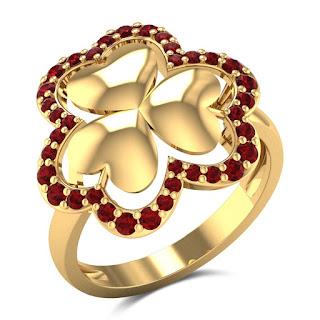 Ruby Ring - Zaamor Diamonds