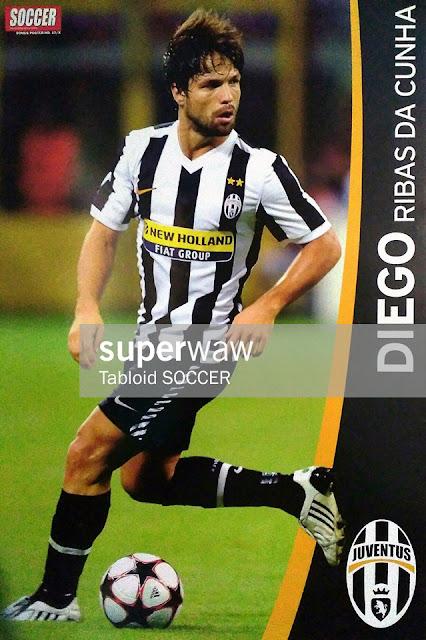 Diego Ribas Da Cunha Juventus 2009
