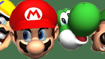 Juegos (Roms) de Mario Bros [NDS] [Español] [Mega] [Mediafire]