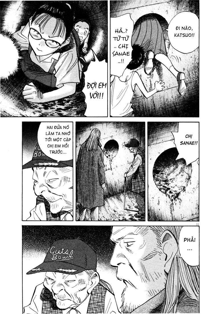 20th Century Boys chapter 182 trang 37