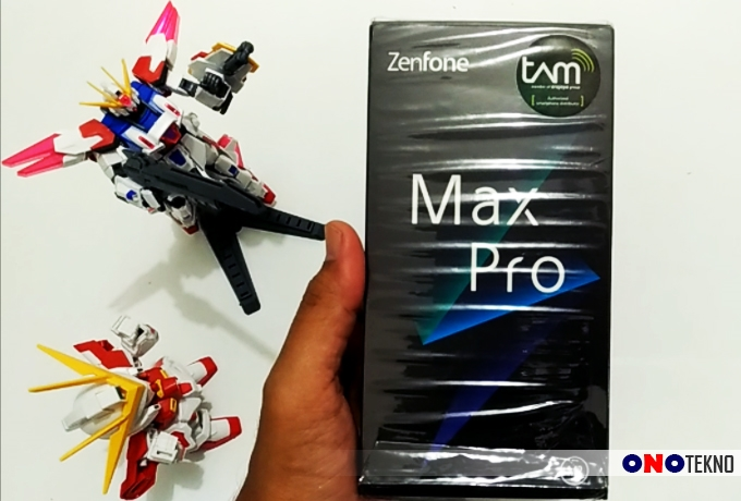Review Asus Zenfone Max Pro M2 - By ONOtekno