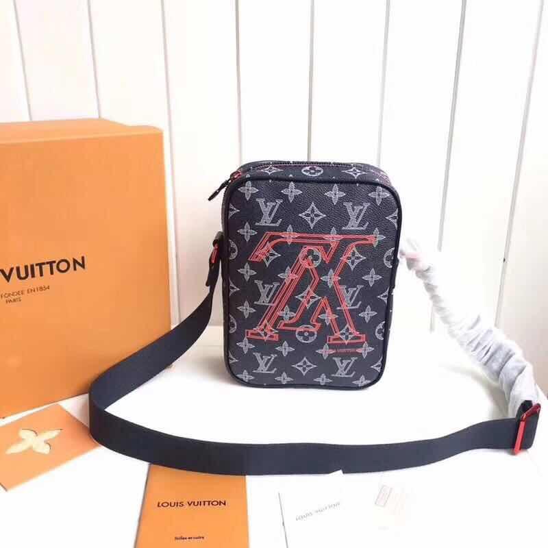 We Do Love Luxury Louis Vuitton Danube Pm M43678 Messenger