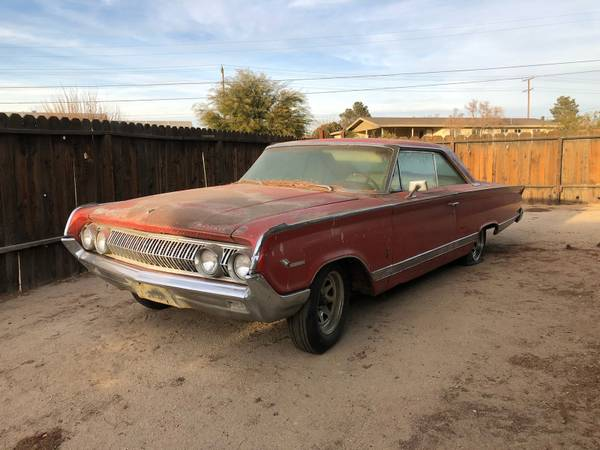 1964 Mercury Marauder Complete Project - Buy American ...