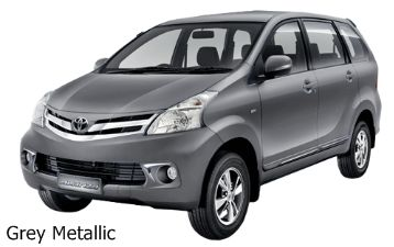 Grand New Avanza Warna Grey Metallic Agya Trd Merah Kredit Mobil Toyota Dark All