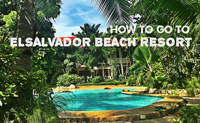 How to go to Elsalvador Beach Resort and Spa in Danao City Cebu