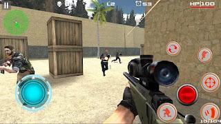 Killer Shooter Critical Strike