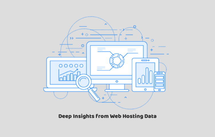 Get Deep Insights of Web Hosting with Data Driven Results