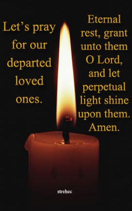 all souls day prayer