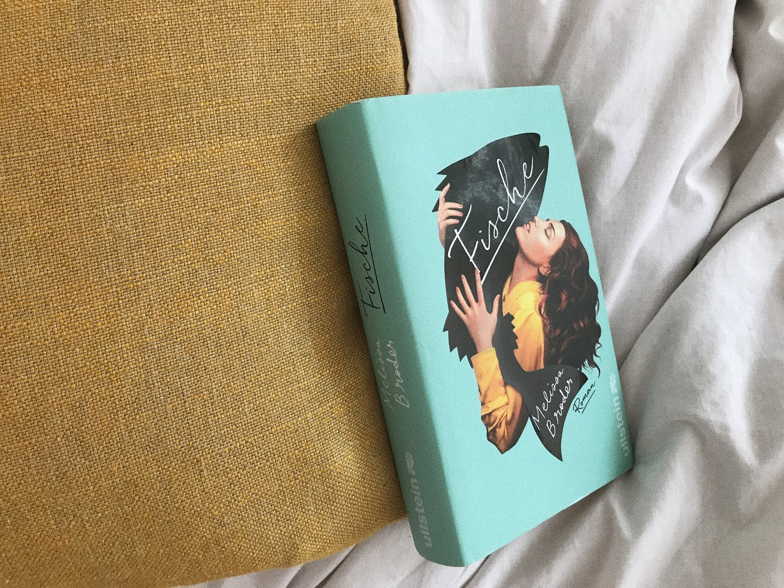 Vivre Avec Des Livres Fische Von Melissa Broder Buchbesprechung
