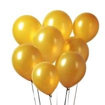 Balon Latex Metalik 12 Inchi