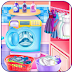 Washing clothes and ironing game Game Tips, Tricks & Cheat Code