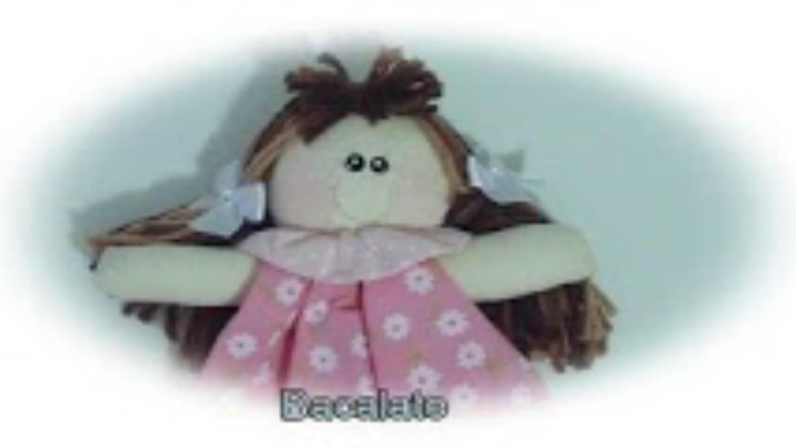 cartamodelli bambole di pezza da