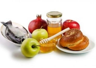 Alimentos que trazem sorte no Ano Novo Judaico